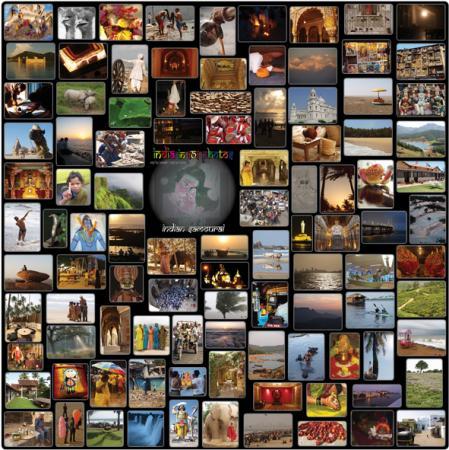INDIA IN 101 PICS