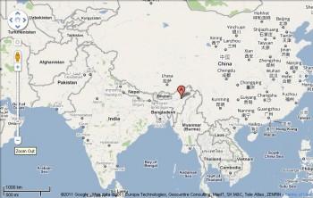 Inde,Assam,Kaziranga,parc naturel,rhinocéros,nature