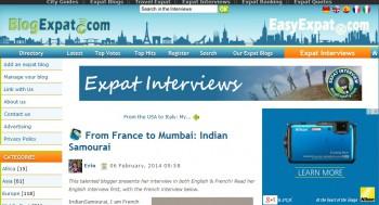 Inde,expat,expatré,expatriation,BlogExpat.com,EasyExpat.com