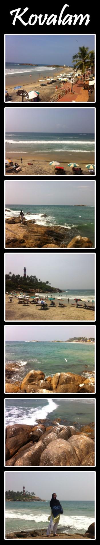 Inde,Kerala,Kovalam