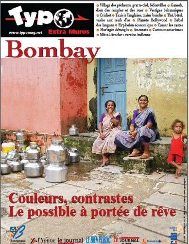 Couv_TypoMag_Bombay_Aout 2006.JPG
