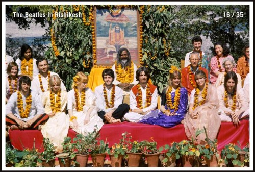 The Beatles in Rishikesh.JPG