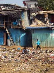 Inde,décharge,ordures,déchets,ramassage,Alang,Smoky mountains,rag pickers,pauvreté,traitement des ordures,recyclage