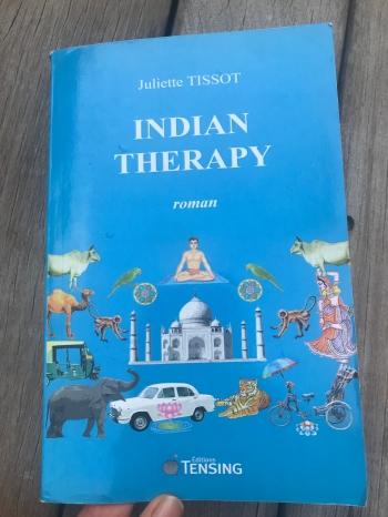 inde,expatriation,livres,indian therapy,juliette tissot
