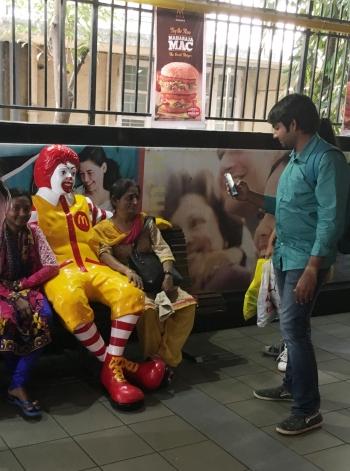 Inde,MacDonald's