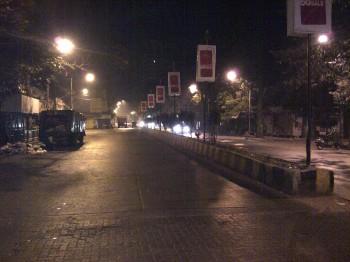 inde,mumbai,bandra,nuit,photos