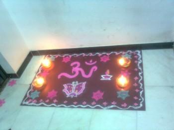 Inde,Diwali