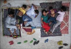 Inde,dormir,dodo,sommeil,bébé,faire ses nuits,éducation,pleurer,Tracey Hogg,Sleepsensetraining,Hélène Stork
