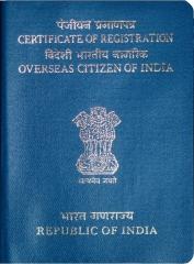 inde,bébé,nouveau-né,visa,oci,pio,fro,frro,passeport,certificat de naissance,consulat