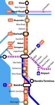 Mumbai Bombings locations 2006.JPG