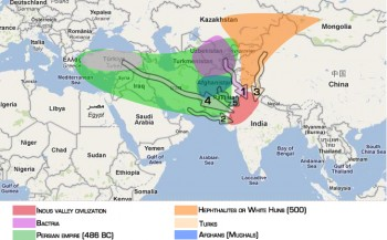 inde,melting pot,peuplement,migrations,mogholes,musulmans,histoire
