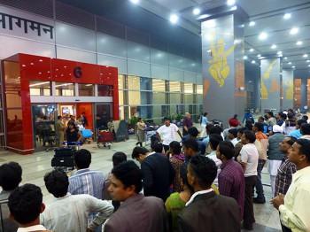 inde,aéroport,mumbai,nouveau terminal,avion,voyager
