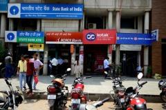 Inde, banque,, compte bancaire, touriste, étudiant