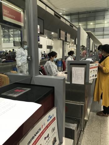 inde,corona,coronavirus,virus,covid,épidémie,vols internationaux,rentrer en France