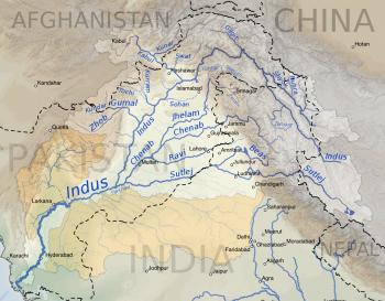 inde,cachemire,kashmir,indus,pakistan,chine,modi,crise de l'eau,barrages,colonie,décolonisation,indépendance,hindou,musulman,eau,rivières