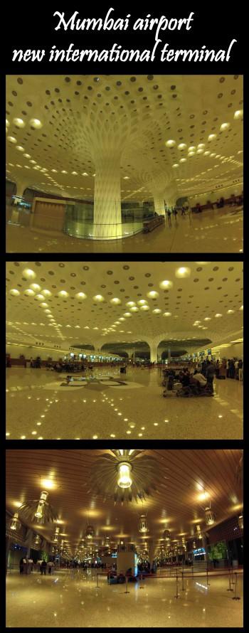 Inde,Mumbai,aéroport,nouveau terminal