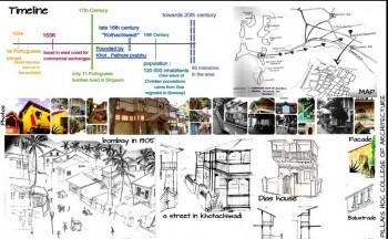 inde,mumbai,khotachiwadi,heritage village,bungalows,chawls