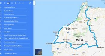 Inde,Maroc,voyage