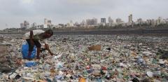 inde,pollution,plastique,recyclage,ordures,traitement des déchets