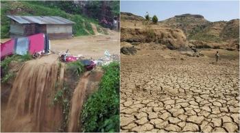 Inde,eaux,eau, eau potable,pénurie,crise de l'eau