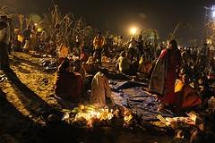 Inde,Juhu,plage,festival,hindu,hindouism,Chhath Puja,Surya,dieu soleil