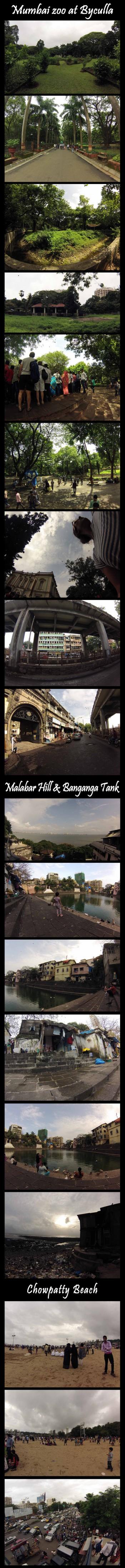 Inde,Mumbai,zoo,Byculla,Malabar Hill,Chowpatty Beach,banganga tank,Marine Drive,musulmans,Eid