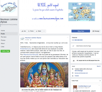Inde,Education,parenting,expatriation,livre,heureux comme Ulysse